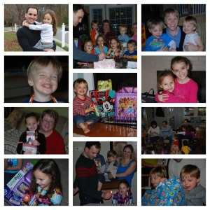 holiday collage 2012